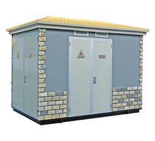 YB series of box-type substation series(European box-type substation)