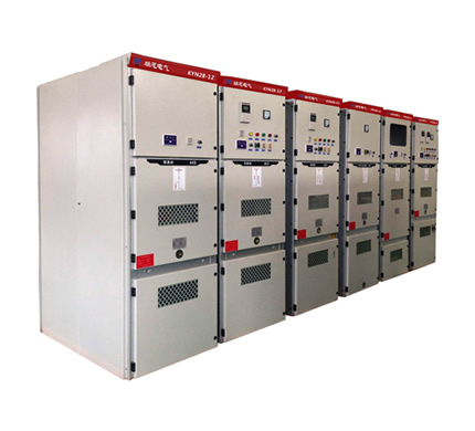KYN28-12Type withdrawout metal clad and metal enclosed switchgear